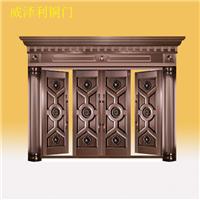 供应室内套装铜门不锈钢仿铜门