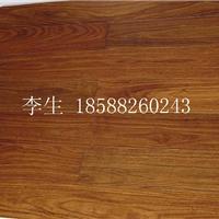 供应中式古典非洲亚花梨三层实木复合地板