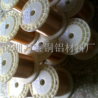 进口铍铜丝|万宝C17200高硬度铍铜丝厂家