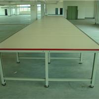 供应组合式美耐板标准裁床