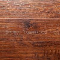 供应工厂批发仿古手抓纹环保强化复合木地板