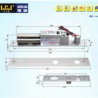 力士坚电锁/EC235-1电插锁/厂价直销