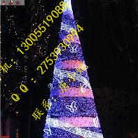 商场酒店街道圣诞美陈 造型灯 LED圣诞树