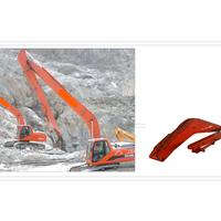 供应挖掘机加长臂两段式18米