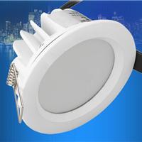 led筒灯外壳贴片2.5寸压铸COB套件防水IP54