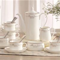 商务馈赠礼品 公司福利礼品 陶瓷咖啡具
