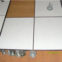 高强度高荷载全钢防静电活动地板