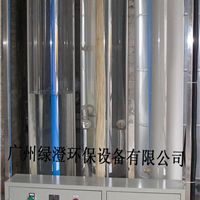 供应玻璃钢型污水处理设备LC-CMBR绿澄牌