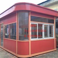 供应小区钢结构岗亭,停车场钢结构收费亭