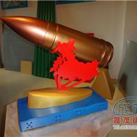 导弹模型工艺品_导弹模型厂家_晟茂建材