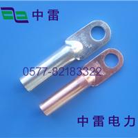 供应铜鼻子生产厂家DT16平方铜接线端子