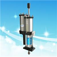 玖容JRC总行程可调气液增压缸1~40T