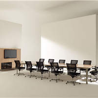 震旦办公家具,会议桌,办公桌