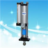 玖容标准型气液增压缸 厂家直销 2年保修