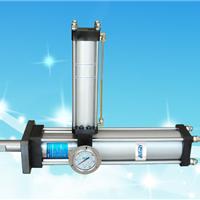 JRAA标准型水平安装气液增压缸1~40T