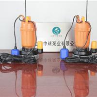 WQD10-11-0.75单相潜水泵