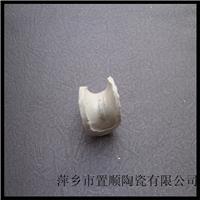 置顺陶瓷供应陶瓷氧化铝散堆填料贝尔鞍环