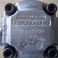 供应岛津齿轮泵GPY5.8R729