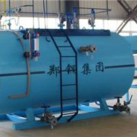 供应4吨燃气热水锅炉型号参数以及价格介绍