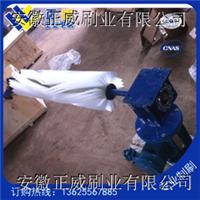 供应制糖厂皮带机电动滚刷式清扫器