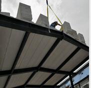 内外墙、屋面、楼面(ALC板材)等板材施工
