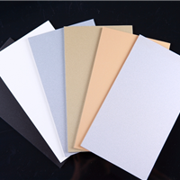 临沂厂家批发高中低档铝塑板,多种颜色