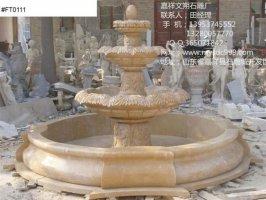 哪里石雕喷泉雕刻最低最便宜嘉祥文朔石雕厂
