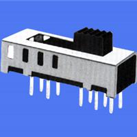 供应供应拨动开关SS-24E01/轻触开关/船型