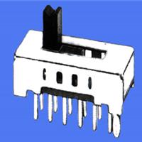 供应供应拨动开关SS-24D02/轻触开关/推动