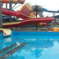 新型游泳池、水上乐园水处理设备