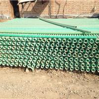 供内蒙古生产玻璃钢管的厂家  PVC玻璃钢管
