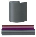 聚乙烯热缩带厂家/热收缩带价格/图片