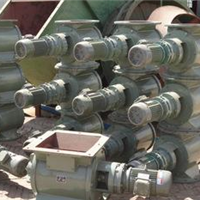 供应防爆卸料器|除尘器配件|泊头市华英环保