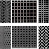 供应铁板冲孔网  重型冲孔网 数控冲孔网