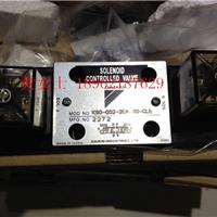 日本大金DAIKIN电磁阀KSO-G02-2CA-30-CLE