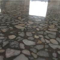 供应宜州水磨石地面镜面处理 地面光亮剂