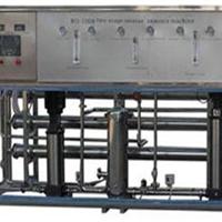 双级反渗透水处理设备厂家定制直销纯水生产