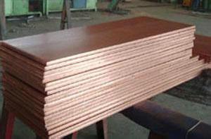 供应长沙t2优质紫铜板现货,白铜带批发价