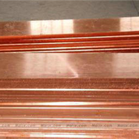 供应株洲t2大规格紫铜板厂家/空调铜管