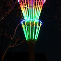 供应LED节节高春节亮化灯具