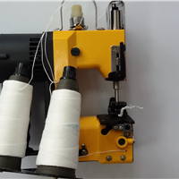 供应深圳AA-8双线缝包机-大米袋专用缝包机