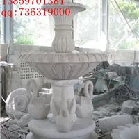 供应花岗岩石雕喷泉黄绣石黄金麻喷泉