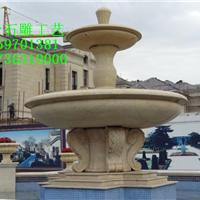 供应花岗岩石雕喷泉黄绣石喷泉汉白玉喷泉