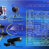 供应上海星形PGL-6000II巨幅墙面投影广告灯