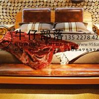 供应西部骑士家具床,实木家具定制