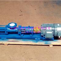 供应江鹿G15-1单螺杆泵