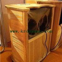供应托玛琳韩式移动汗蒸房理疗养生足浴桶