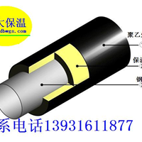 塑套钢预制聚氨酯保温管信息行情