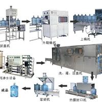 四川翰克桶装矿泉水设备生产厂流程及其价格