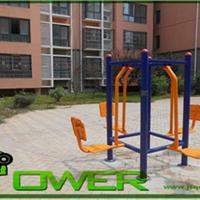 室外健身器材坐蹬器的使用方法以及注意事项
